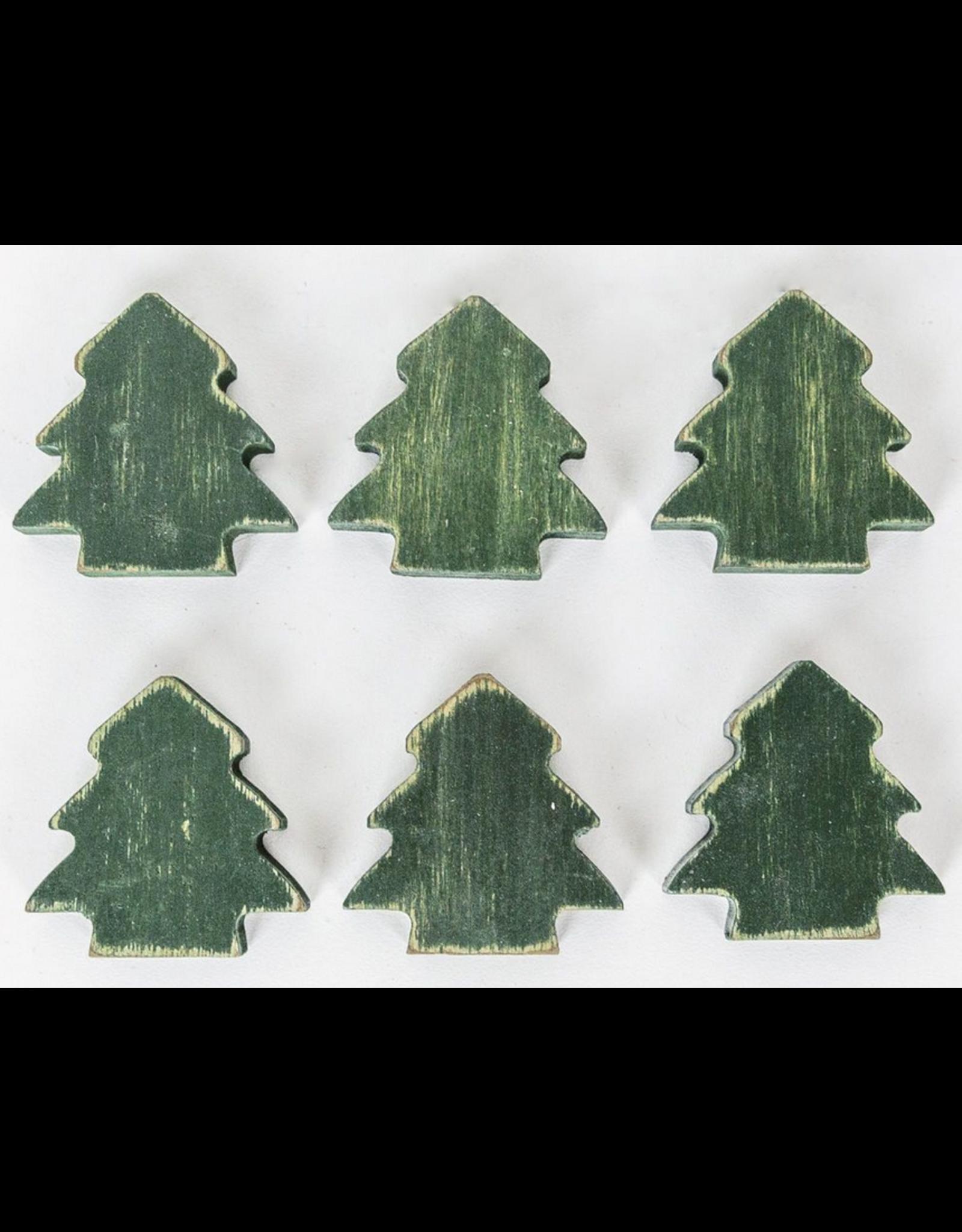 Adams & Co. Christmas Tree Evergreen Tile