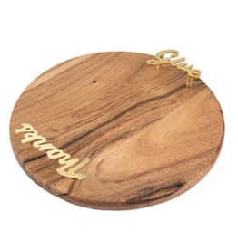 Thirstystone Give Thanks Wood Serving Board