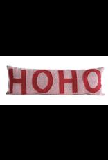 Creative Co-Op Ho Ho Ho Pillow