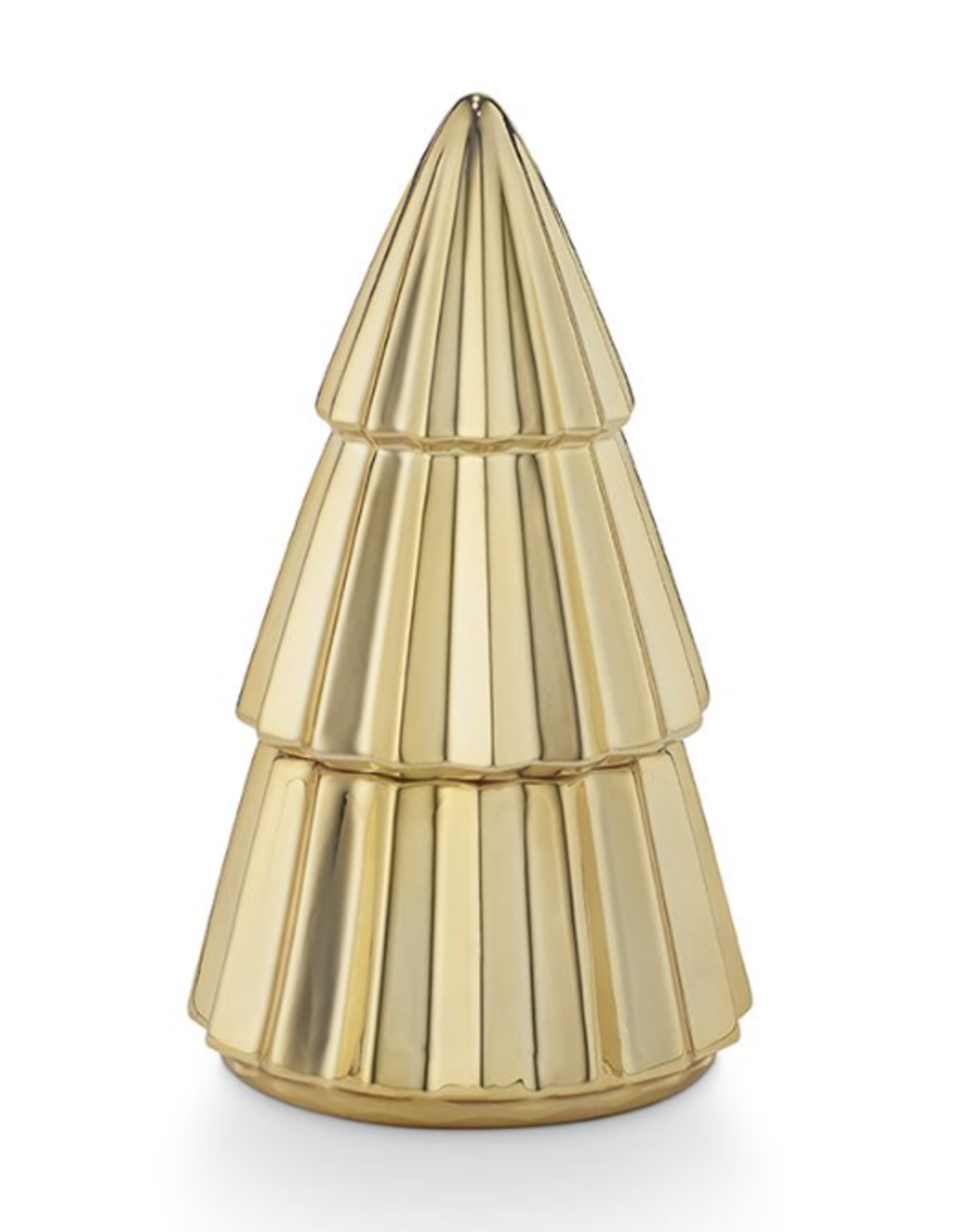 Illume Tree Ceramic Candle