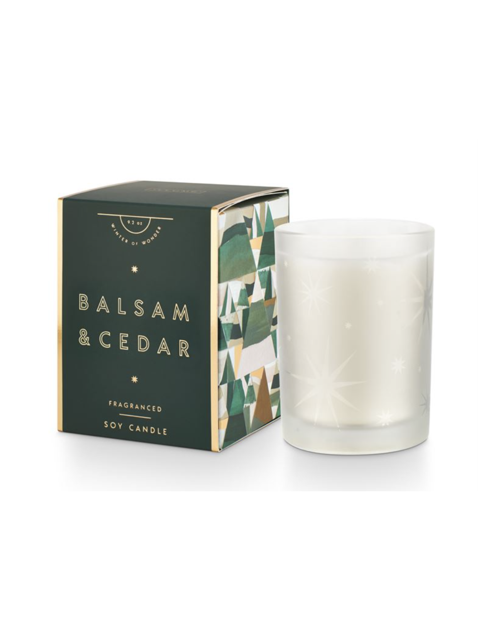 Illume Gifted Glass Candle