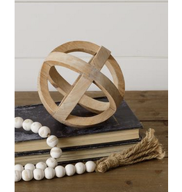 Audrey's Wood Orb, Medium
