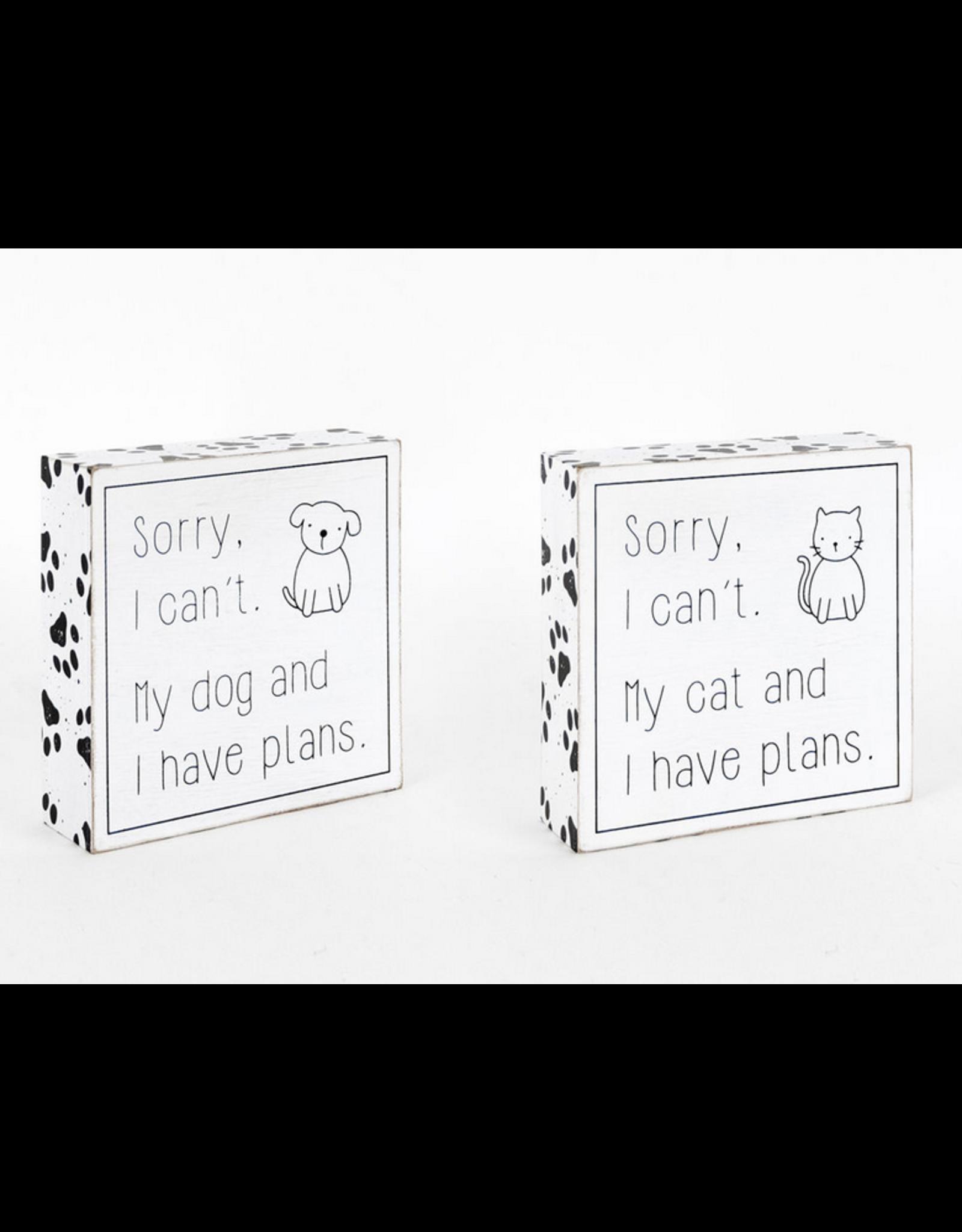 Adams & Co. Dog/Cat Have Plans