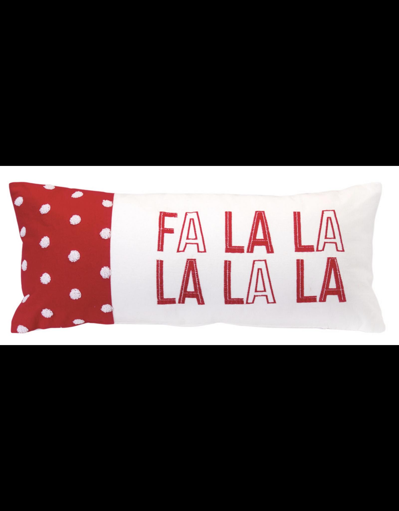 Melrose Fa La La La La Pillow