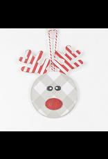 Adams & Co. Rudolph Ornament