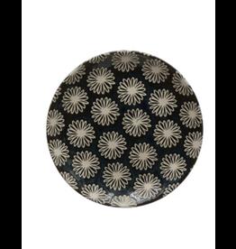 Creative Co-Op Round Stoneware Plate