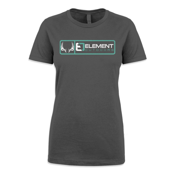 Element Outdoors EO Womens Whitetail Logo Tee