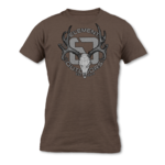 EO Whitetail Skull Tee
