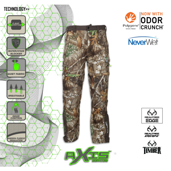 Axis Series Midweight Pants