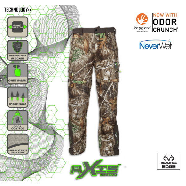 Youth Axis Series Midweight Pants