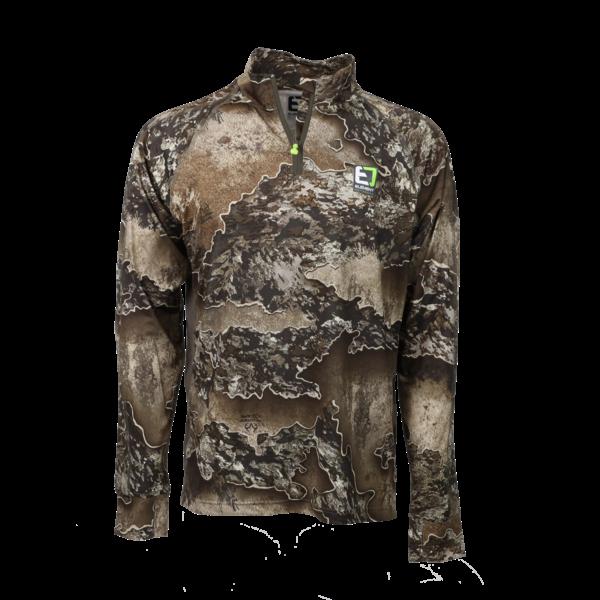 Drive Series Quarter Zip Shirt