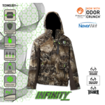 Infinity Series Heavy Waterproof Jacket