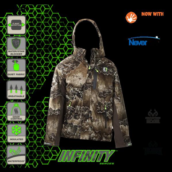 Infinity Series Heavy Waterproof Jacket