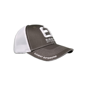 Drive Series Mesh Back Cap White/Grey