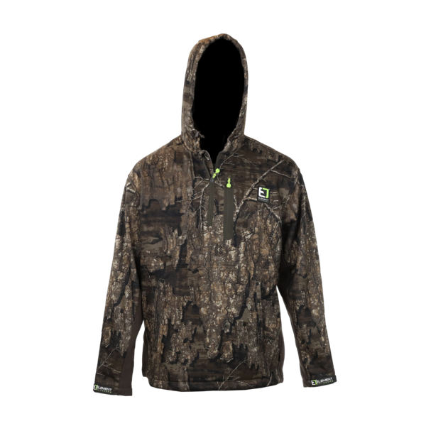 Prime Series Quarter Zip Jacket