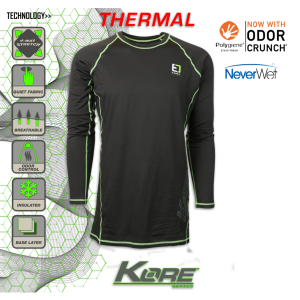 Kore Series Thermal Long Sleeve Shirt