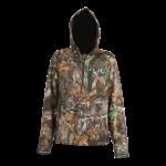 Womens Prime Series Quarter Zip Jacket