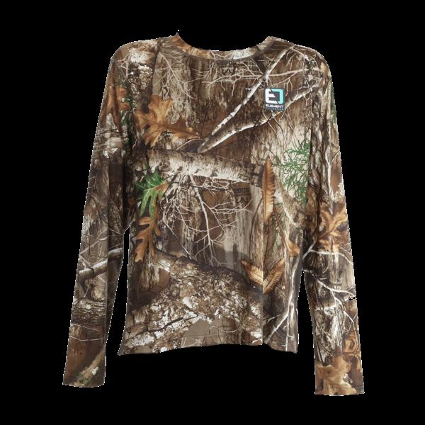 Womens Drive Series Long Sleeve Shirt