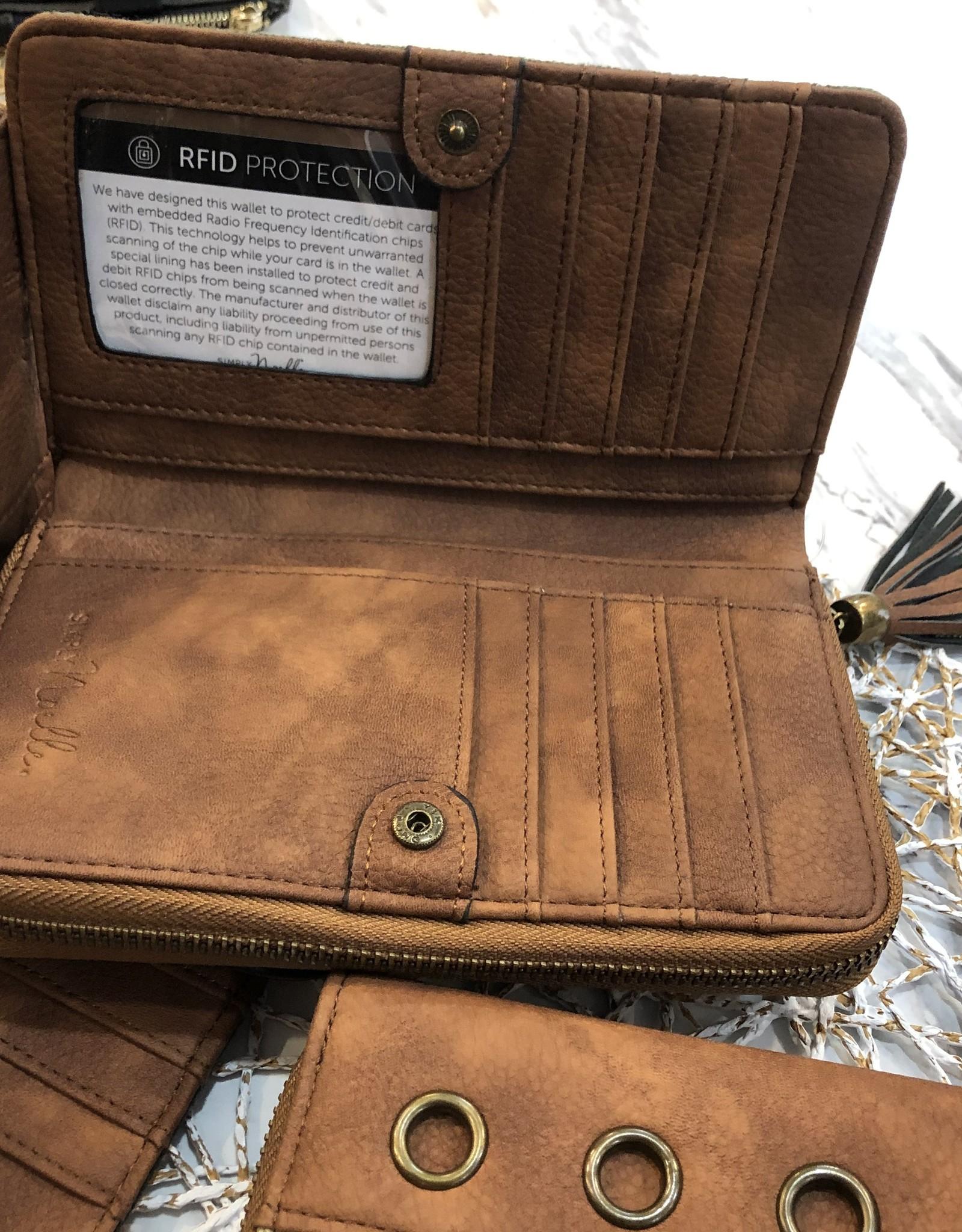 Grommet Wallet