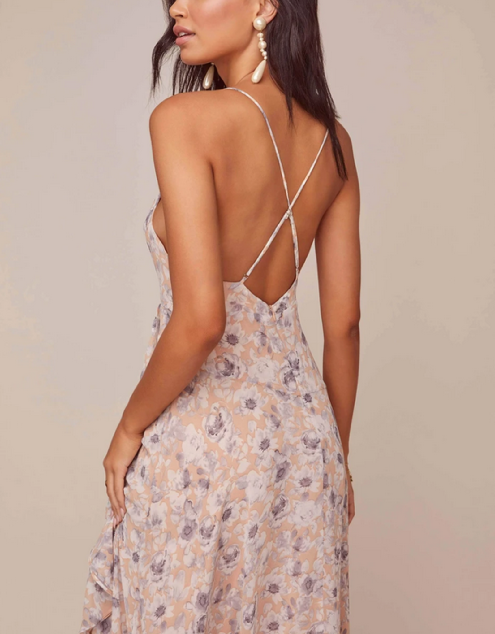 ASTR Holland Dress, Floral