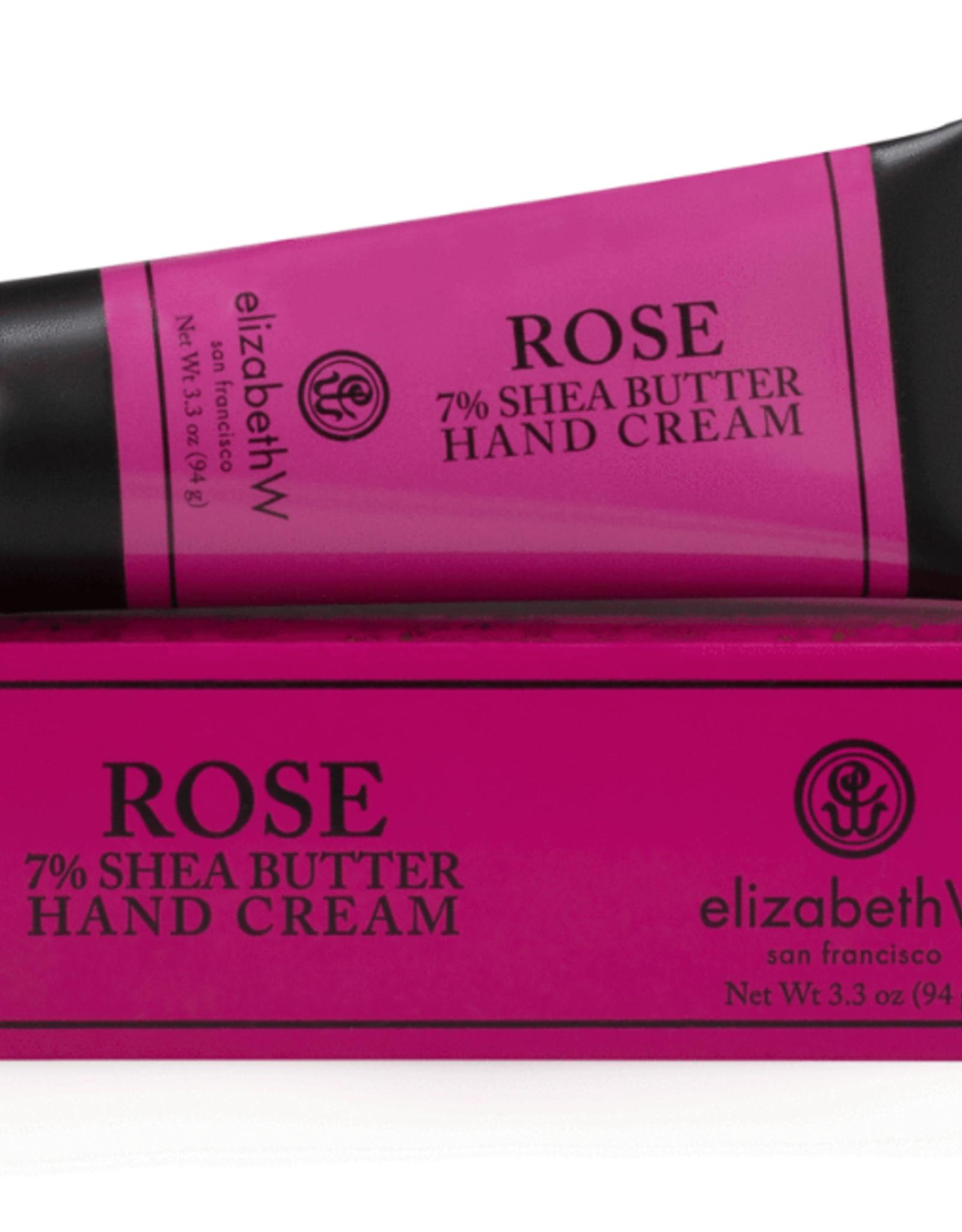 elizabeth W  Hand Cream
