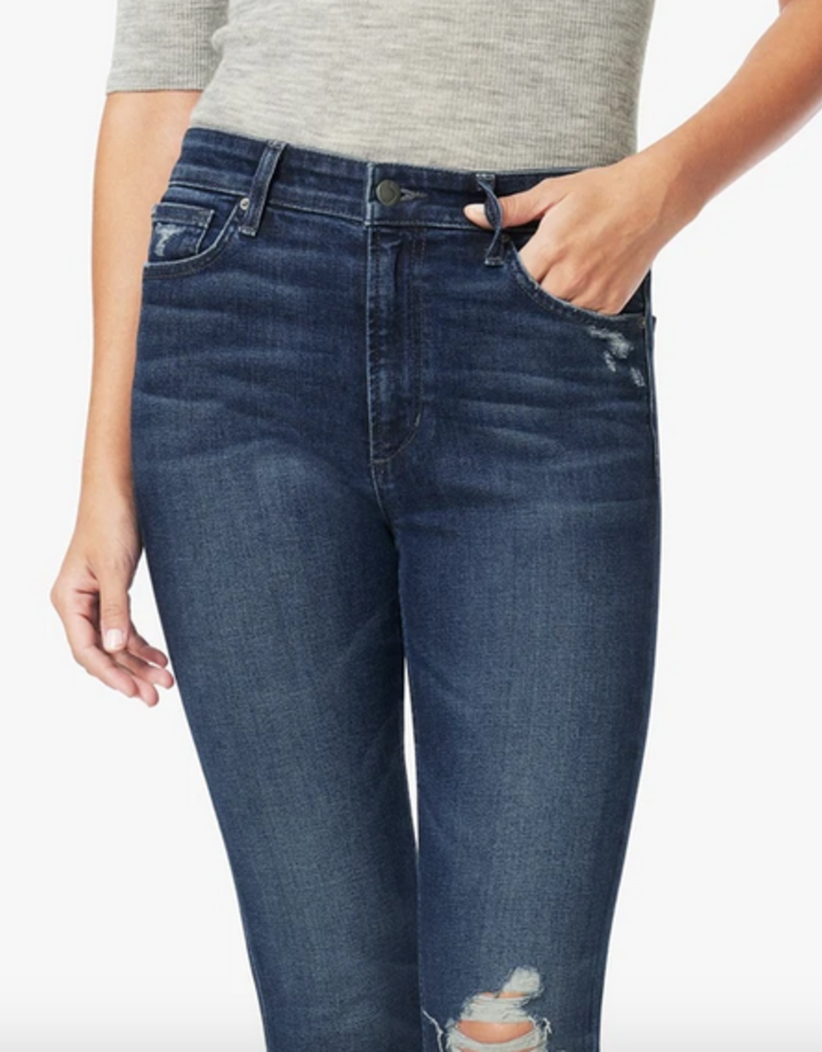 Joes Jeans  The Charlie High Rise Skinny Crop