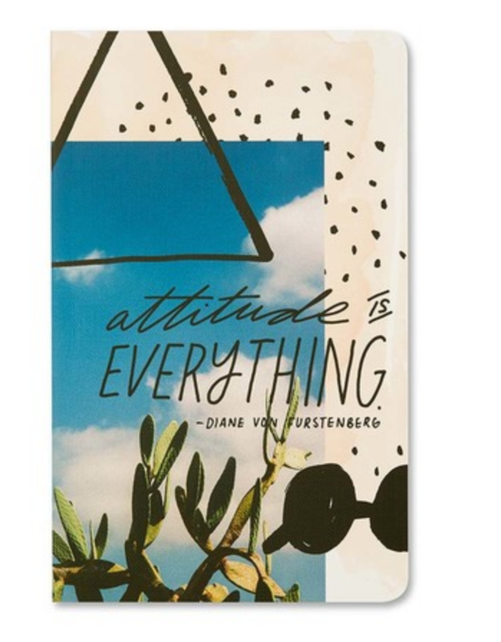 Compendium Write Now - Attitude is Everything notebook
