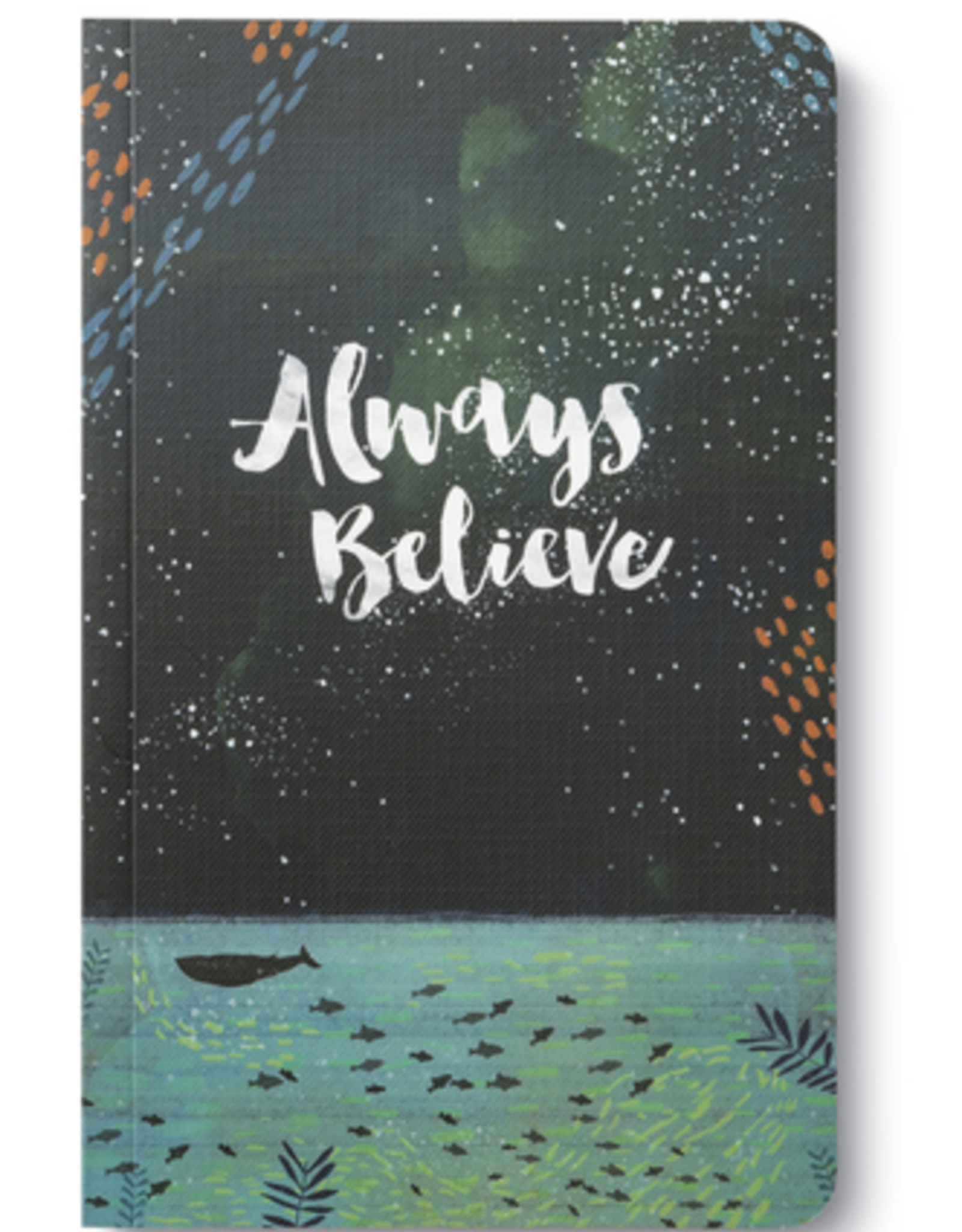 Compendium Notebook-Always Believe