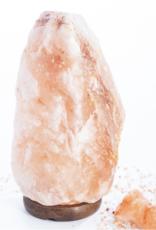 GeoCentral Salt Lamp