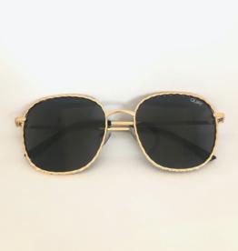 Quay Australia Jezabell Twist Sunglasses
