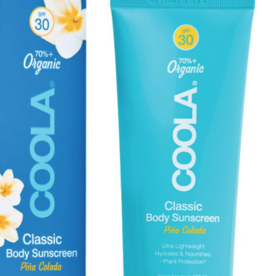 Coola Classic Body Sunscreen PIna Colada