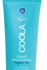 Coola Classic Body Sunscreen Fragrance-Free SPF 50