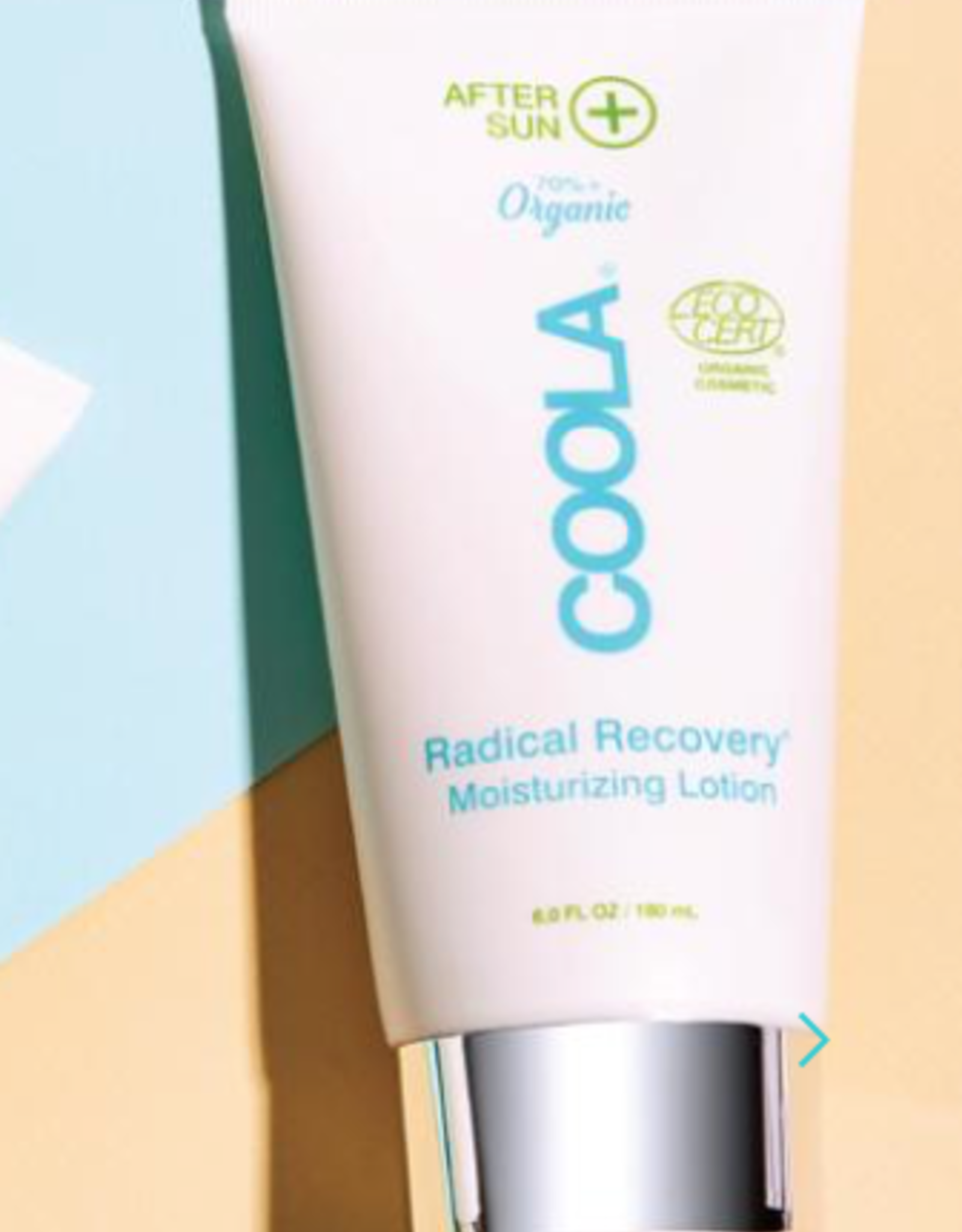 Coola ER+ Radical Recovery After-Sun Lotion