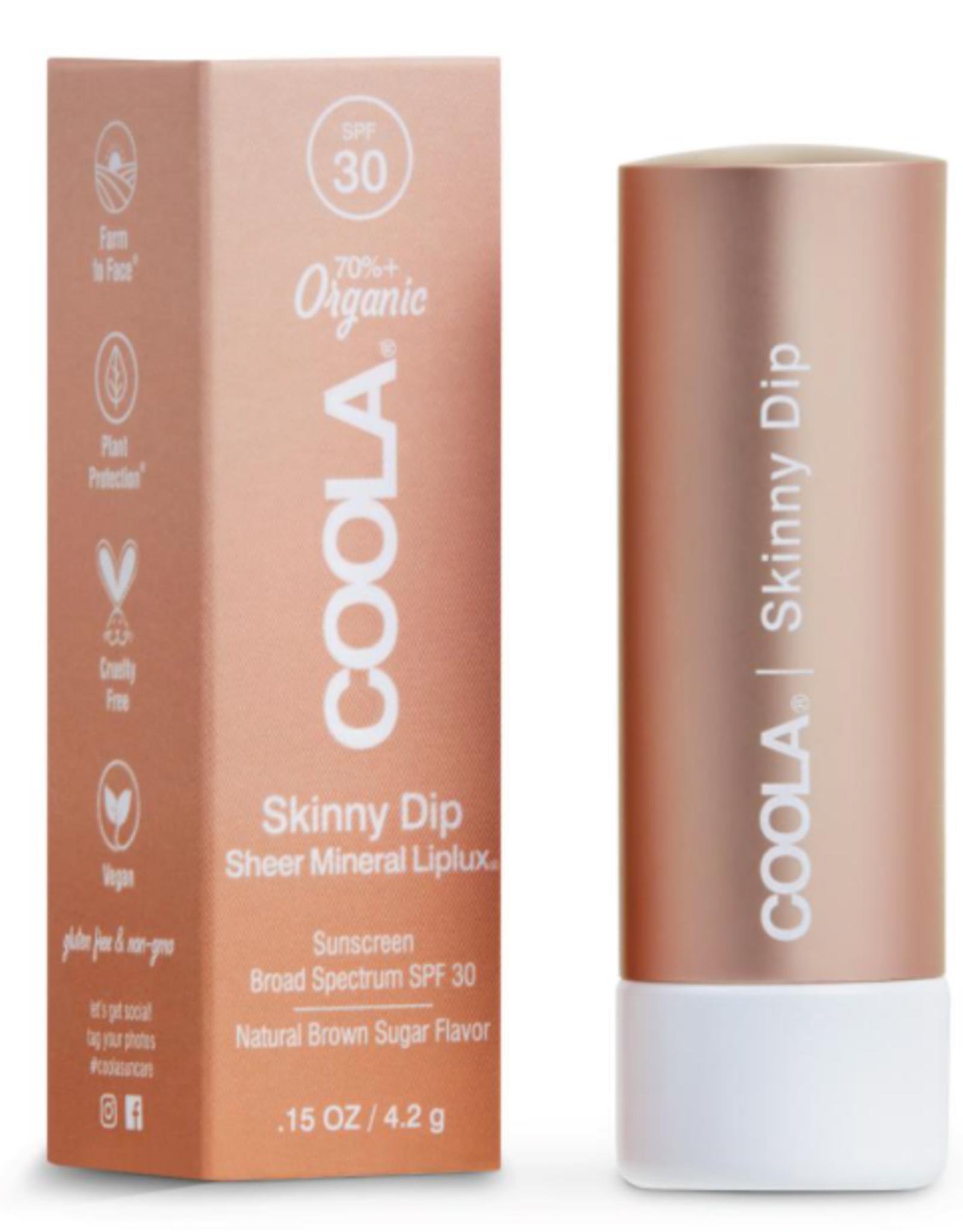 Coola Mineral Liplux Lip Balm SPF 30