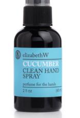 elizabeth W Clean Hand Spray Cucumber