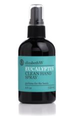 elizabeth W Clean Hand Spray Eucalyptus