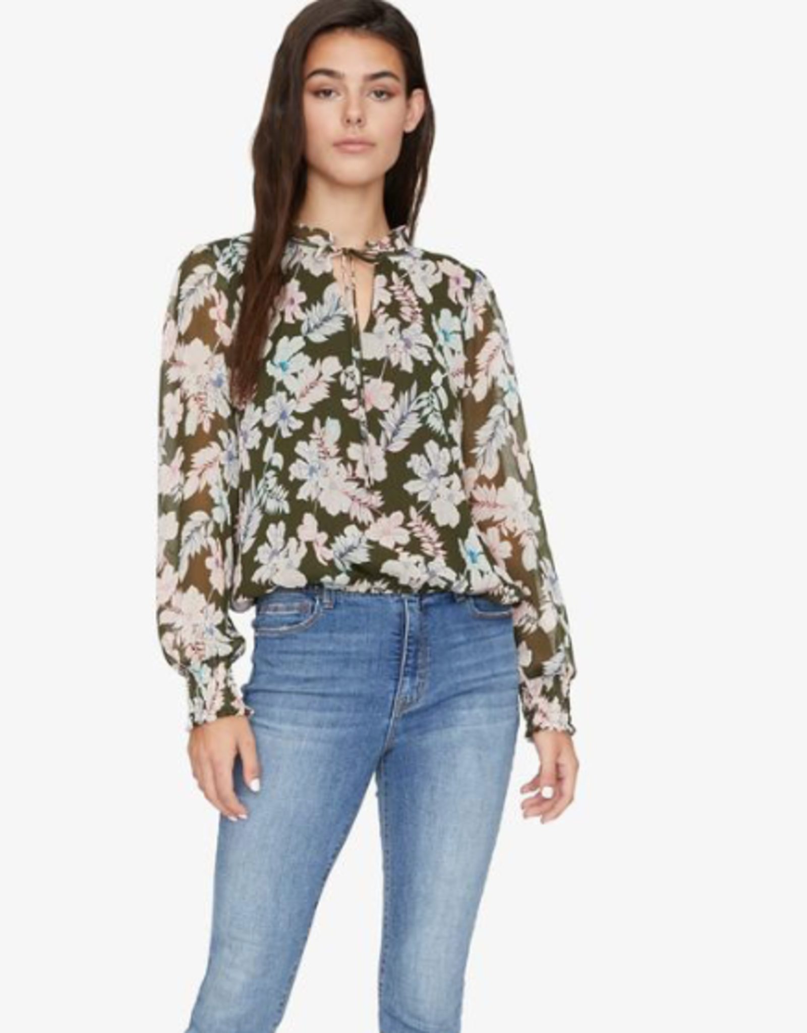 Sanctuary Love in the Bloom Blouse