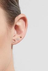 Charlotte 14k Gold Evening Sky Earrings