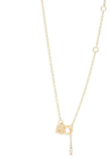 By Charlotte Gold Starlight Necklace