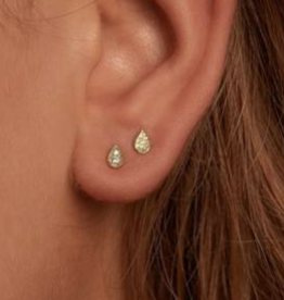 By Charlotte Gold Illuminate Stud Earrings