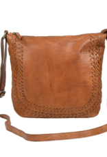 Latico Leathers Sari Bag Cognac