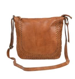Latico Leathers Sari Bag Cognac
