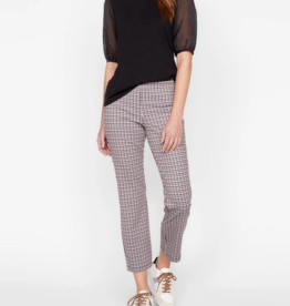 Sanctuary Carnaby Kick Crop - Tawny Check