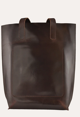 Kiko Leather  Structure Tote