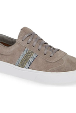 Kaanas Perugia Lace-Up Suede Sneaker