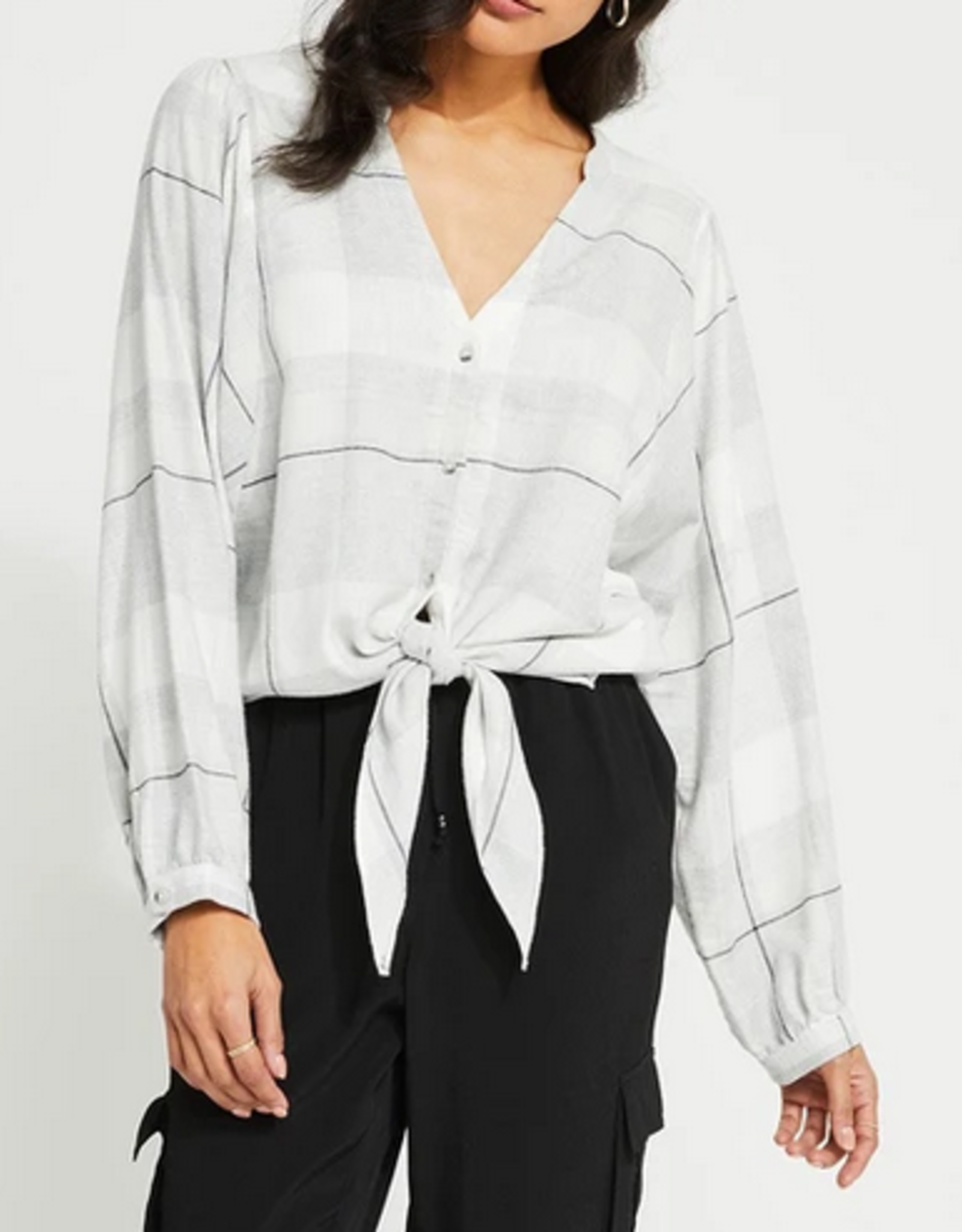 Gentle Fawn Gentle Fawn Bonnie Button Up Top