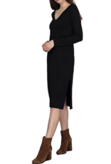 Gentle Fawn Fraser V-Neck Shift Dress