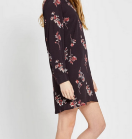 Gentle Fawn Inka Raisin Floral Dress