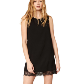 BB Dakota In Lace of Emergency Black Dress