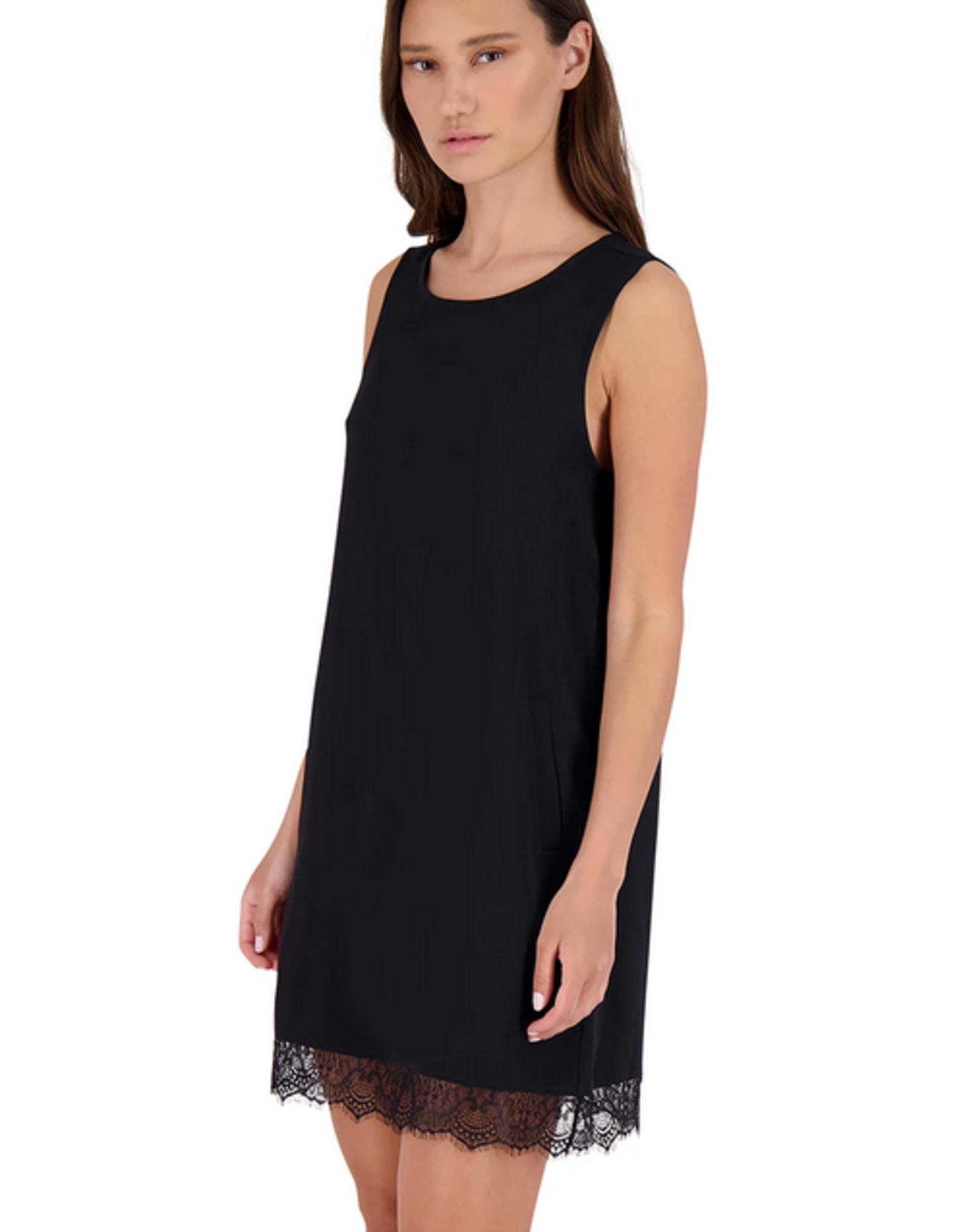 BB Dakota In Lace of Emergency Black Dress